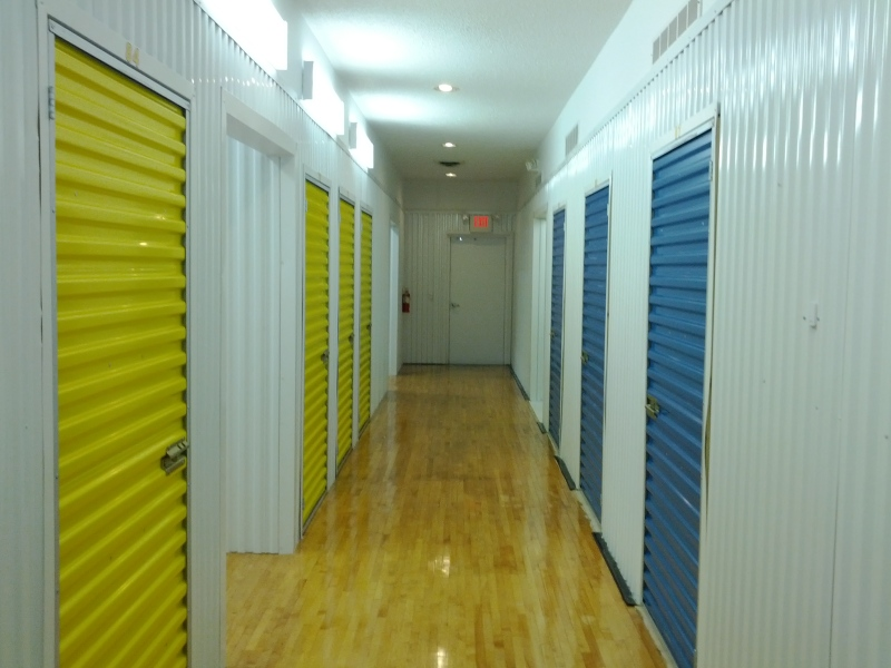 Indoor storage units available in Jackson, Mi.