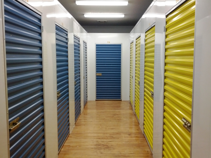 New indoor storage units now available in Jackson, Mi.