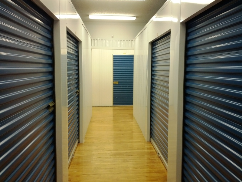 New indoor storage units available in Jackson, Mi.
